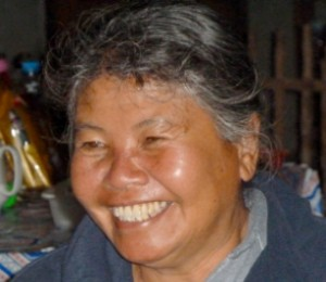 Dr Phoudalay Lathvilavong - Laos Director of Lotus Educational Fund.