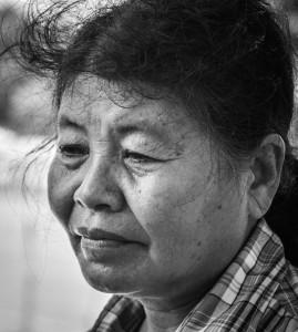 Dr. Phoudalay - Laos Director of Lotus Educational Fund - © Luis Murillo/Lotus Educational Fund